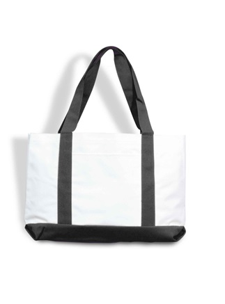 Liberty Bags 600 denier P&O Cruiser Boater Tote Bag