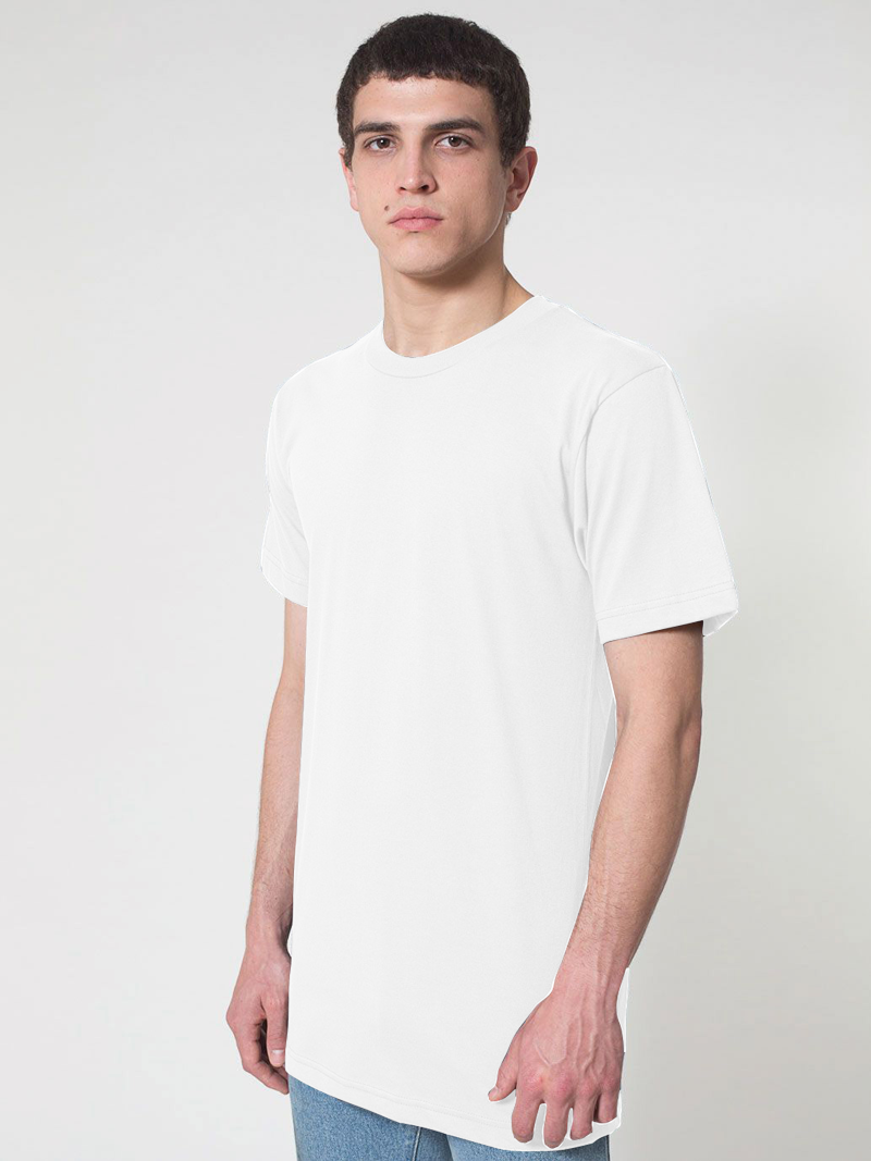 Atlantic coast cotton home browse catalog tees for American apparel men s fine jersey short sleeve tall t shirt
