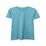 American Apparel Ladies Organic Fine Jersey Shirt.
