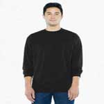 American Apparel Unisex Heavy Jersey Box Long Sleeve T-Shirt.