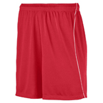 """Augusta 6"""" Youth Wicking Short With Piping."""
