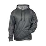 Badger Pro Heather Fleece Hood.