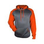 Badger Sport Heather Hoody.