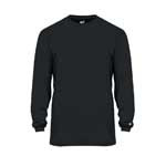Badger Ultimate Softlock Youth Long Sleeve Tee.