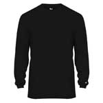 Badger Youth B-Core Long Sleeve T-Shirt.