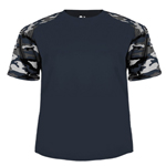 Badger Youth Camo Sport Tee.