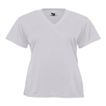 Badger Youth B-Core V-Neck Tee.