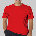Badger 3.5 Ounce Adult B-Dry Core Short Sleeve Performance Tee
