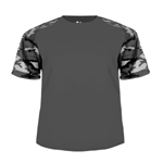 Badger Adult Camo Sport Tee.