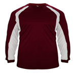 Badger Adult Long Sleeve Hook Tee