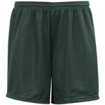 "Badger Adult ""C2"" Label 9"" Mesh Short"