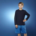 Gildan Youth 5.0 Ounce Performance® Long Sleeve T-Shirt