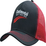 Headwear Professionals Poly Twill Mesh Back Cap