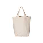 Liberty 10 ounce Cotton Canvas Two Bottle Wine Tote