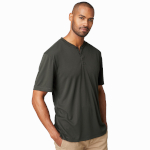 Prim + Preux Adult 4.4 ounce Energy Henley Top