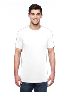 Anvil® Adult 3.2 Ounce Featherweight Short Sleeve Crew T-Shirt