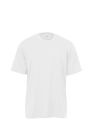 Badger 3.5 Ounce Adult C2 Poly Performance Short Sleeve Tee