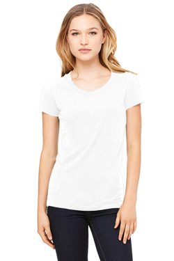 Bella+Canvas Women's 3.8 Ounce Triblend Short Sleeve T-Shirt